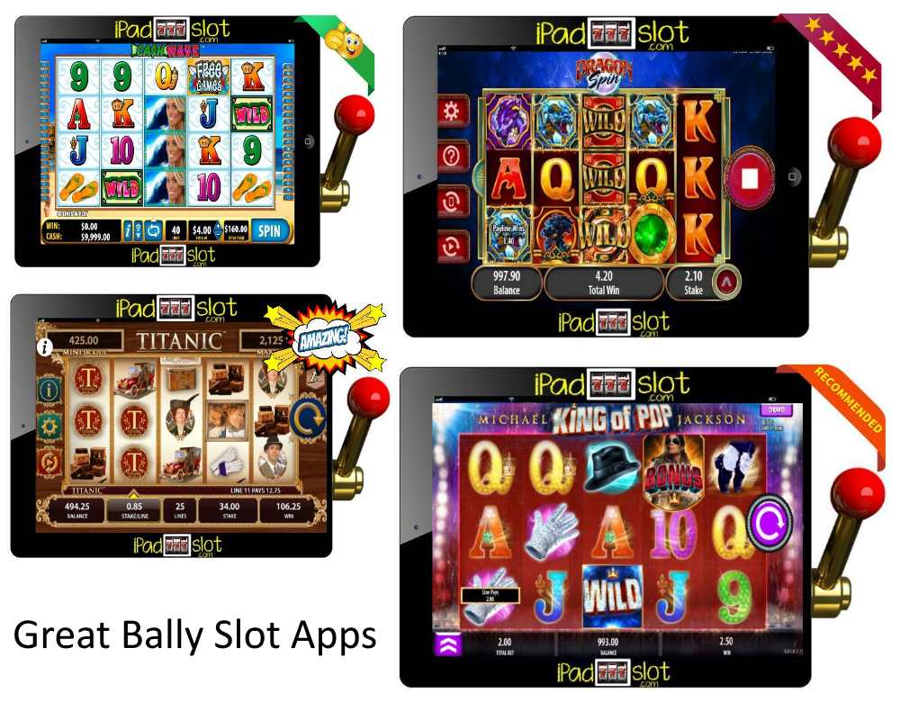 Play Bally Slots Online Free