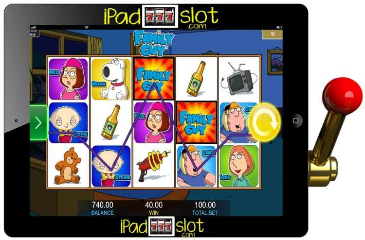 Family Guy Free IGT Slot Game App Guide