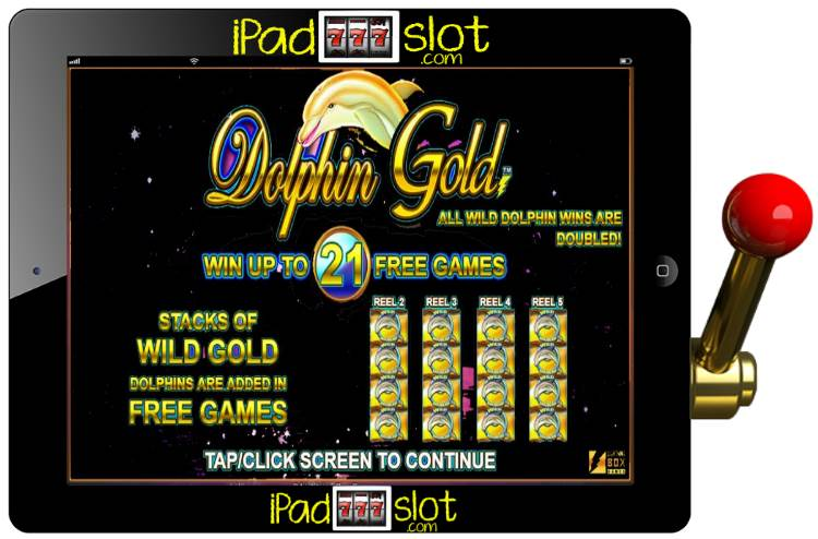 Dolphin Gold Lightning Box Free Pokies