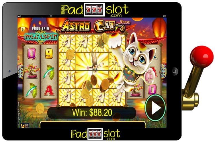 Astro Cat Lightning Box Pokies Free Play Guide