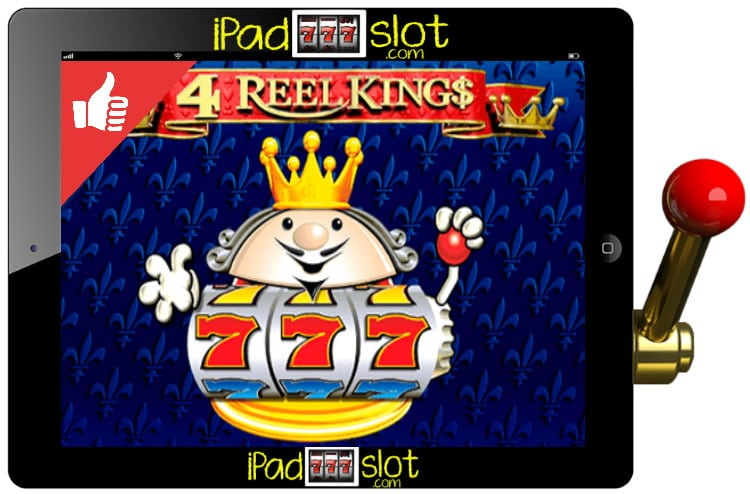 4 Reel Kings Novomatic Free Pokies Game Guide