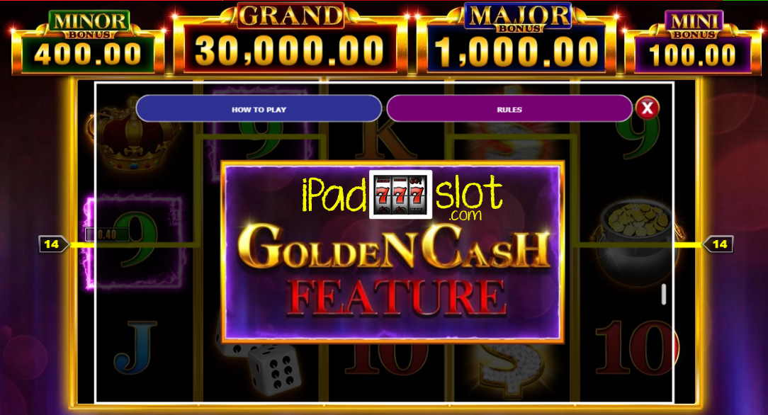 Spiele Golden Dollars - Video Slots Online