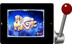 It's Magic free ipad slot