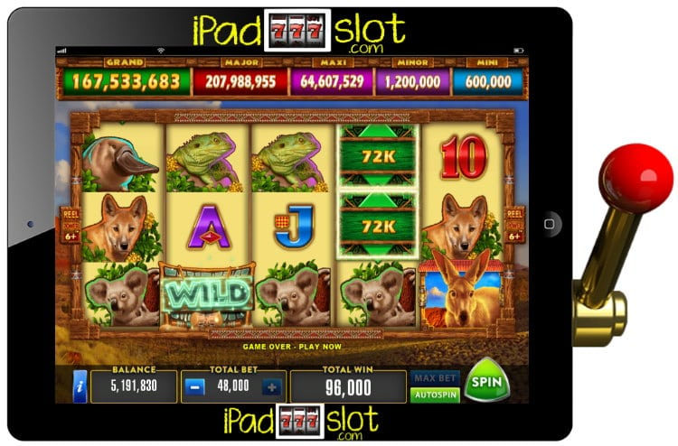 Aristocrat Mighty Cash Outback Bucks Free Pokies Game Guide