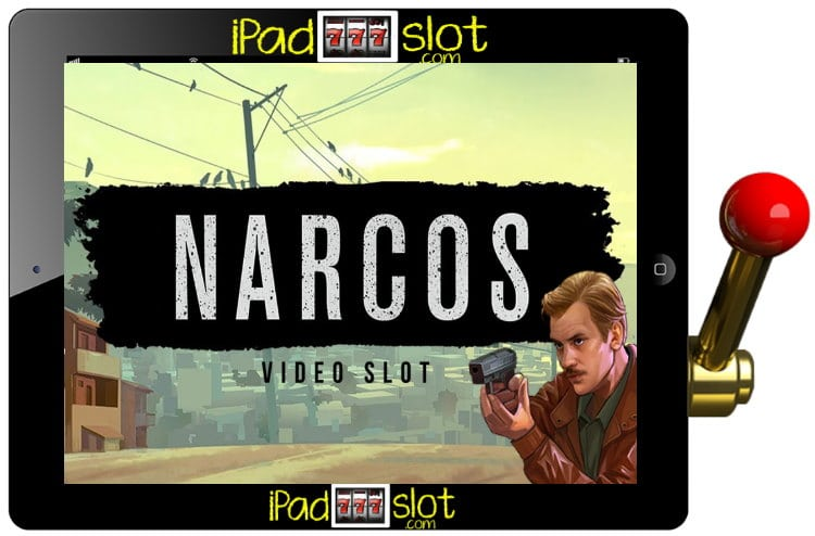 NETENT Narcos Free Slots Game Guide