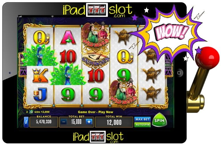 Aristocrat Peacock Riches Free Slot Game Guide