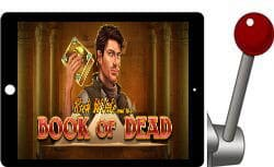 Book of Dead free ipad slot
