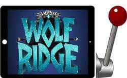 Wolf Ridge free ipad slot