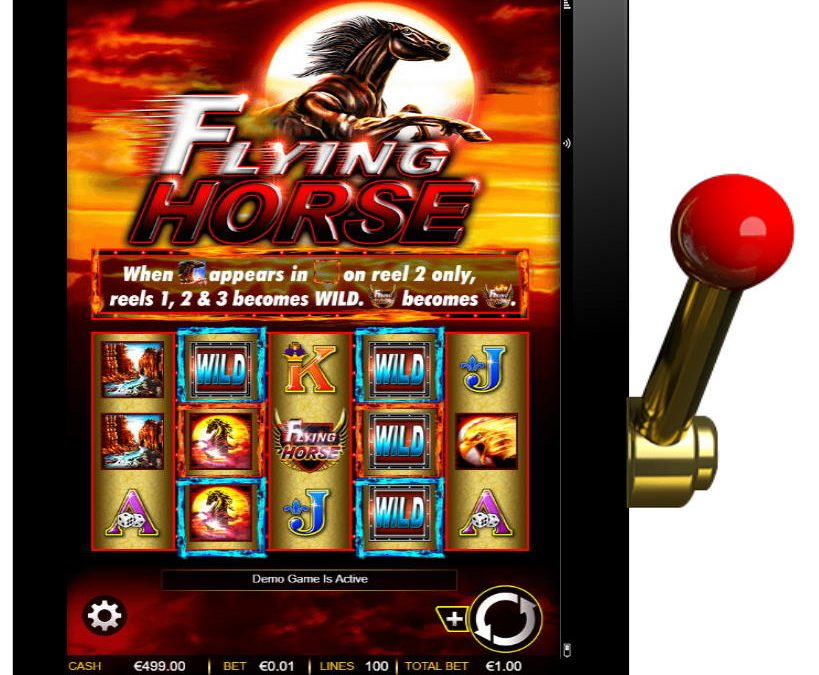 Flying Horse Free Slot by Ainsworth Guide