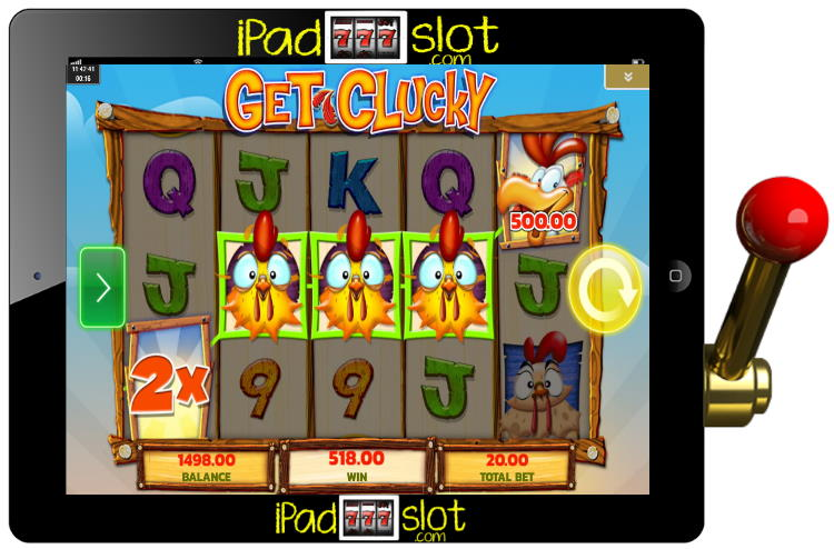 Get Clucky Free IGT Slot Review