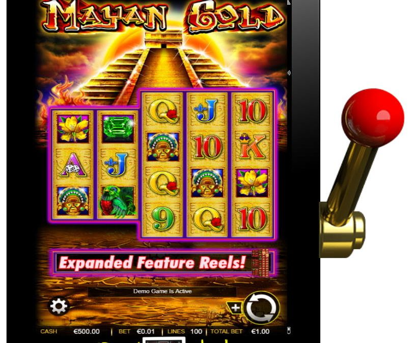 Mayan Gold Ainsworth Free Slots Game Review