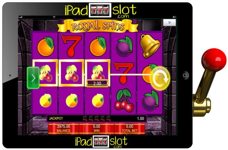 Royal Spins by IGT Free Slots Guide
