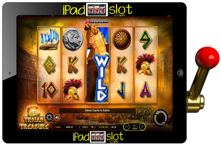 Trojan Treasure Free Ainsworth Slot Review