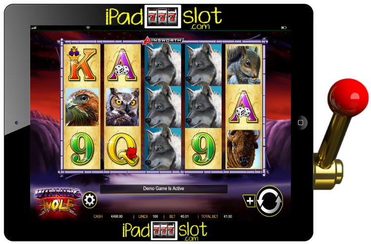 Winning Wolf Free Ainsworth Slot Review