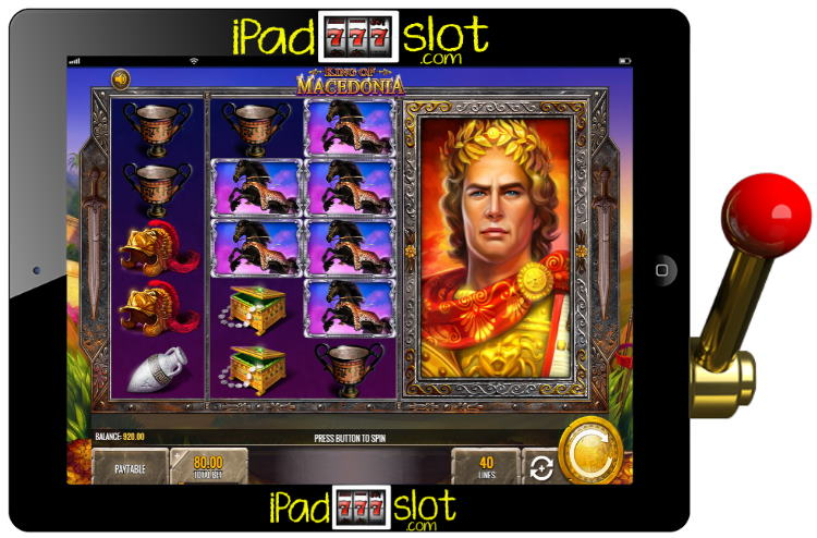 King of Macedonia Free Slot Game & Guide