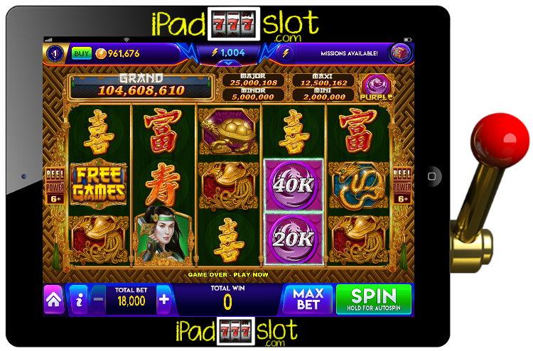 Aristocrat Mighty Cash Nu Xia Free Slots Game