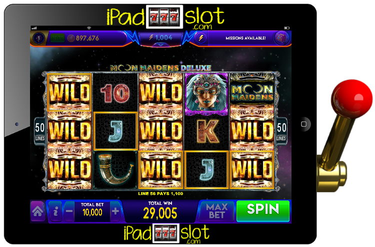 Moon Maidens Aristocrat Pokies Free Play Guide