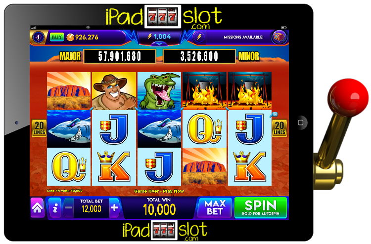 Aristocrat Outback Jack Free Pokies Game