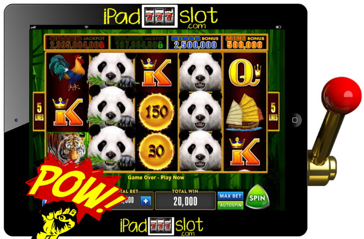 Aristocrat Panda Magic Free Slots Game