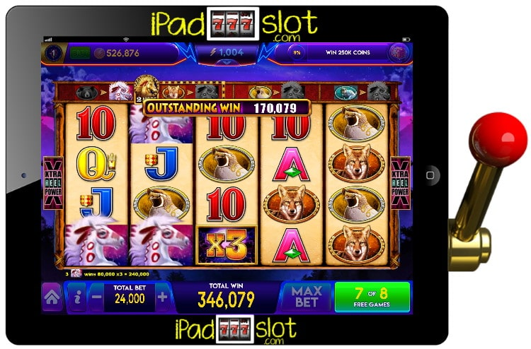 Sierra Spirit Gold Free Aristocrat Slots Game