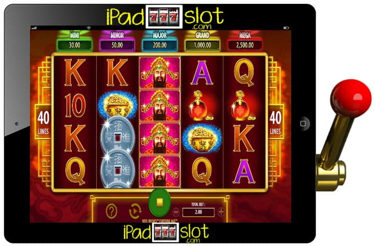Reel Riches Fortune Age SG Slot Free Play Guide