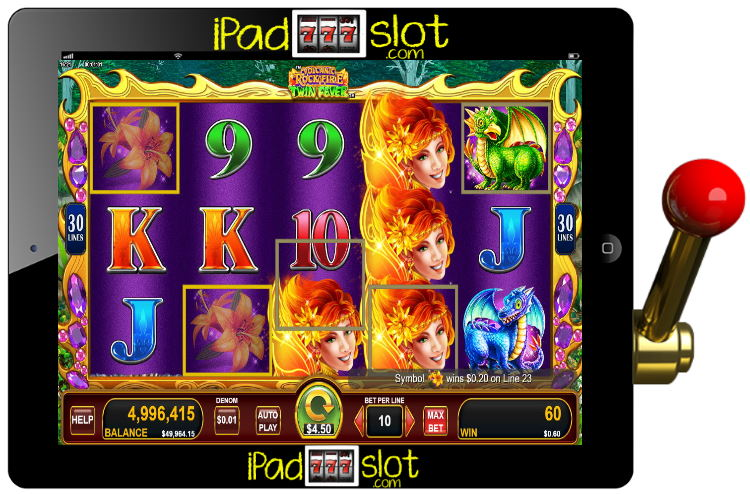 Volcanic Rock Fire Twin Fever Konami Slot Free Play Guide