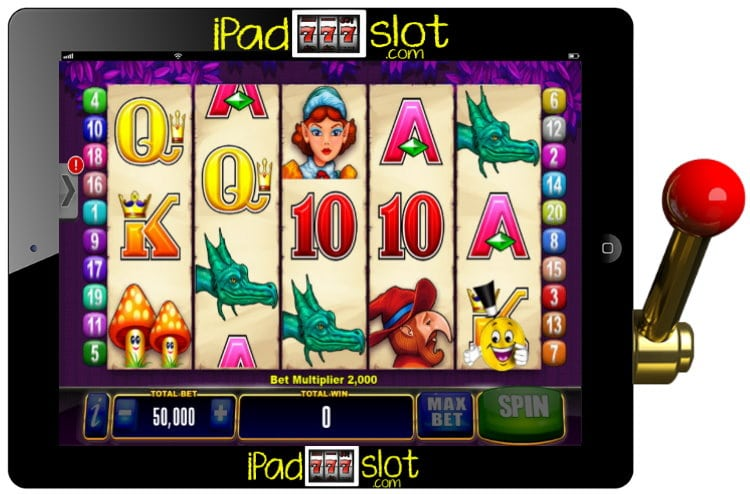 Mr Cashman Magic Eyes Free Pokies Game