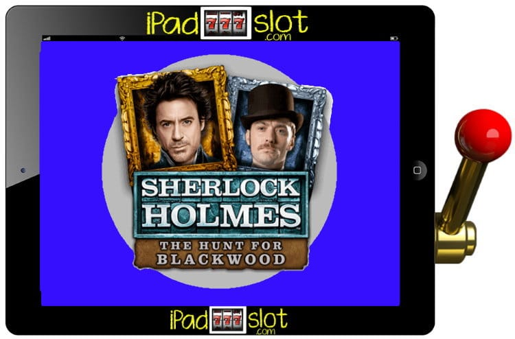 Sherlock Holmes The Hunt for Blackwood Slot Machine