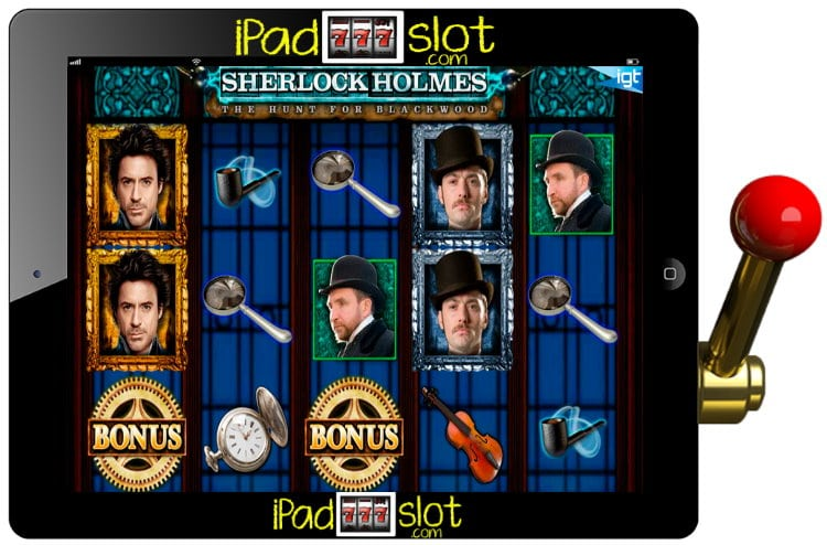 Sherlock Holmes: The Hunt for Blackwood Free Slots