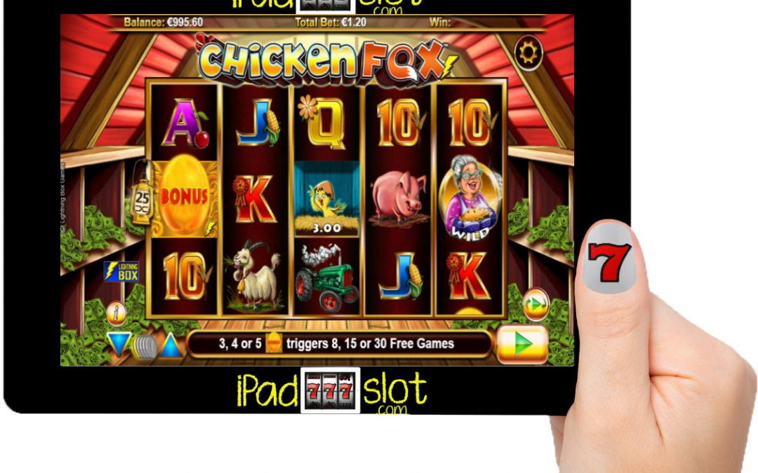 Lightning Box Chicken Fox Free Slot Game Guide