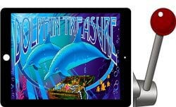 Dolphin Treasure free ipad slot