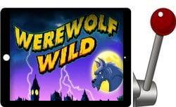 Werewolf Wild free ipad slot