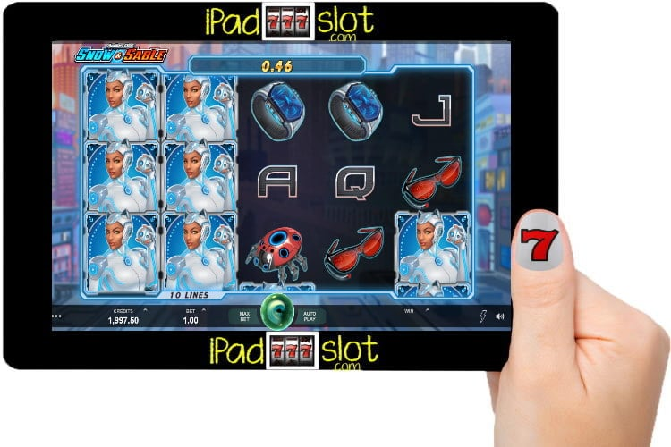 Action Ops Snow and Sable Free Microgaming Slot