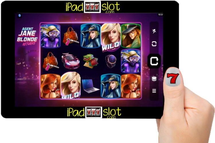 Agent Jane Blonde Returns Free Microgaming Slot