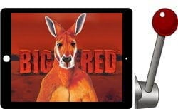 Big Red free ipad slot