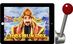Choy Sun Doa free aristocrat ipad slot