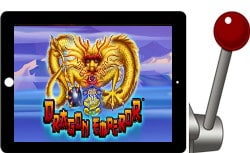 Dragon Emperor free ipad slot