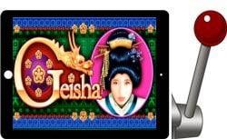Geisha free slot