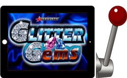 glitter gems free ipad slot