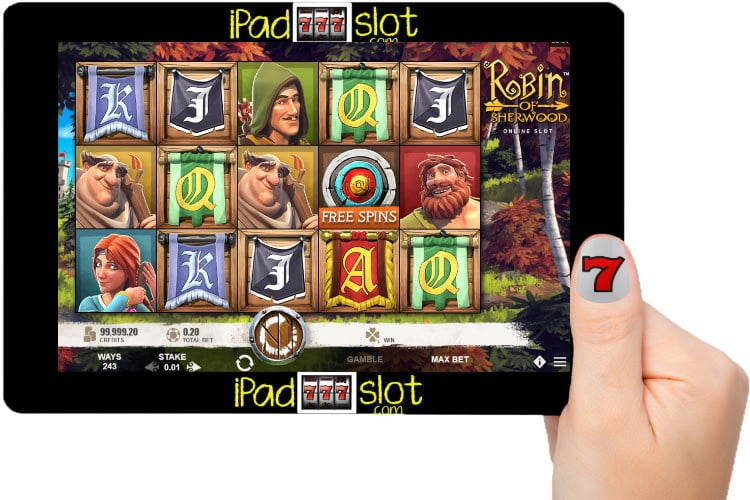 Spiele Robin Of Sherwood - Video Slots Online