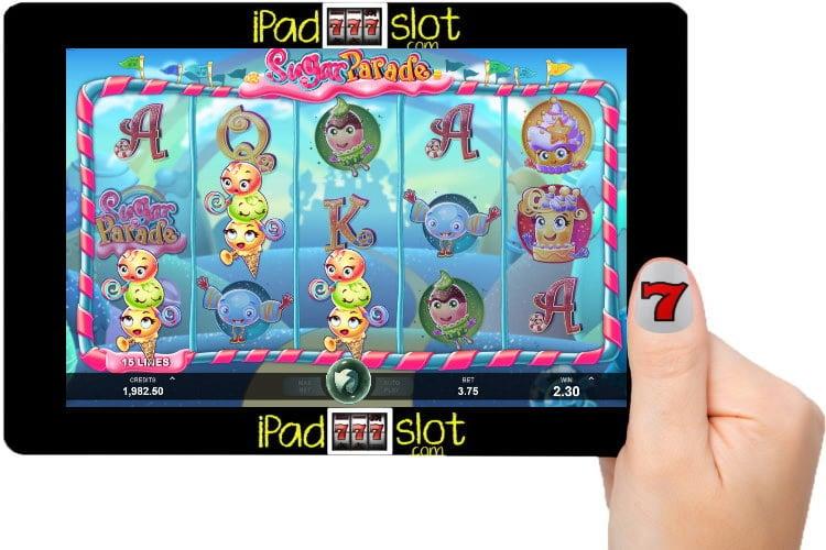 Sugar Parade Slot Machine