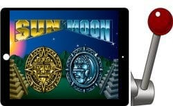 Sun & Moon free ipad slot