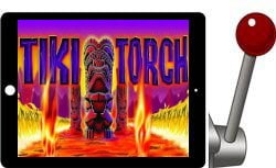Tiki Torch free ipad slot