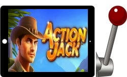 Action Jack free ipad slot