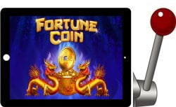 Fortune Coin free ipad slot
