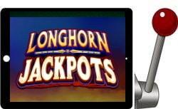 Longhorn Jackpots free slot