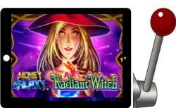 Money Galaxy Radiant Witch free ipad slot