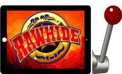 Rawhide Free iPad Slots