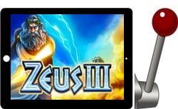 Zeus 3 Free iPad Slots