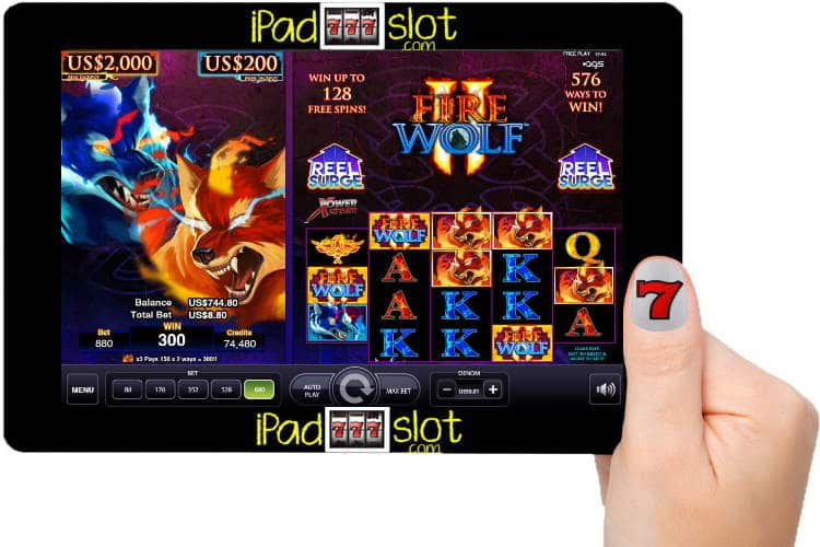 Fire Wolf II Free AGS Slot Game Guide